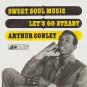Arthur Conley hoes