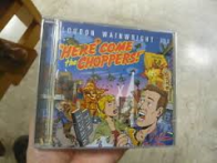 cd Here Come the Choppers van LWIII