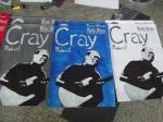 Cray cd hoes in kleuren