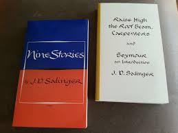 twee boeken van J.D. Salinger