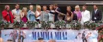 ABBA bij Mamma Mia!