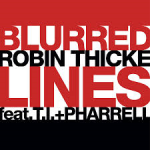 hoes Blurred Lines