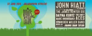 poster Roots in the Park