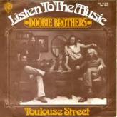 hoes Listen To The Music van Doobie Brothers