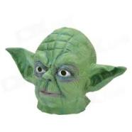 groene alien met oren