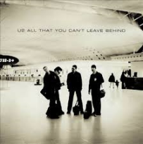 hoes All you can't leave behind van U2