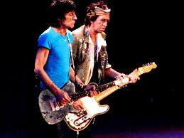 keith en die andere gitarist