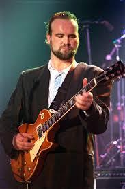 John Martyn elektrische gitaar