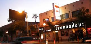 The Troubadour in LA