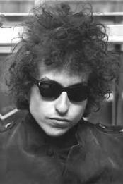Bob Dylan eind of midden jaren 60