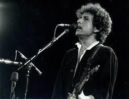 Bob Dylan ten tijde van Budokan