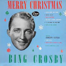 hoes Merry Christmas Bing Crosby