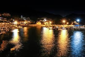 haven lichten zee