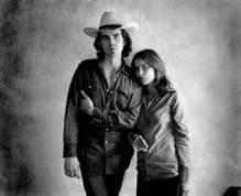 Guy en Susanna Clark jong