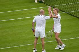 Andre Agassi en Steffi Graf
