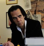 Nick Cave zwart jasje