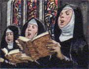 zingende nonnen