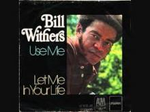 hoes van Use Me van Bill Withers