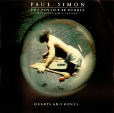 hoes The Boy in the Bubble van Paul Simon