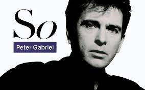 So van Peter Gabriel