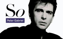 So van Peter Gabriel