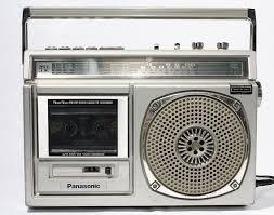 radiocassetterecorder