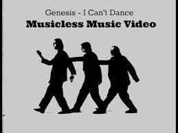 leuke hoes Genesis I Can't Dance
