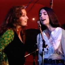 Bonnie Raitt en Emmylou Harris