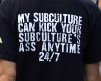 My subculture