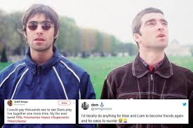 Noel en Liam Gallagher