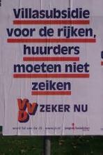parodieposter VVD