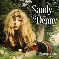 Sandy Denny hoes