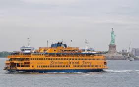 ferry naar Staten Island