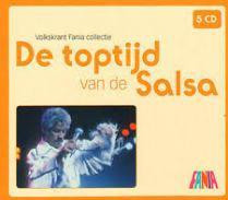 De toptijd van de Salsa