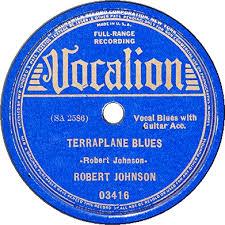 single Terraplane Blues