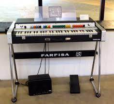 farfisa orgel