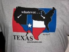 Texas T-shirt Whatever