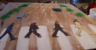 surprise Abbey Road