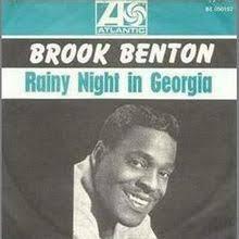 rainy night in georgia brook benton