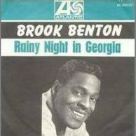 rainy night in georgia brook benton