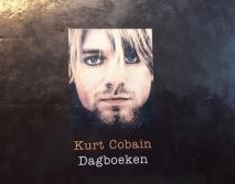 omslag Kurt Cobain - Dagboeken low res