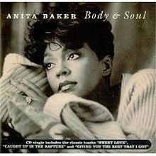 Anita Baker body & soul
