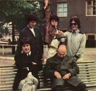 The Kinks op Bankje