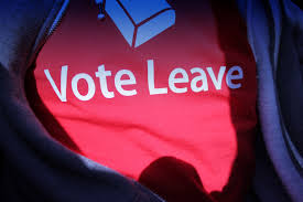Vote Leave T-shirt