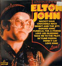 Elton John hoes