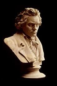 Buste van Beethoven