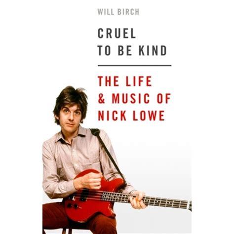 boek Cruel To Be Kind