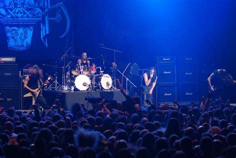 concert met publiek