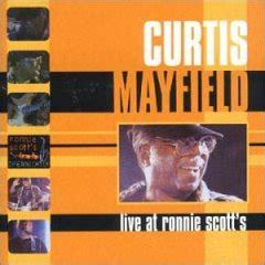 Curtis Mayfield live at Ronnie Scott's