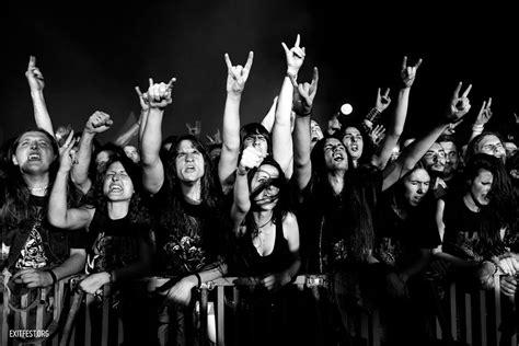 enthousiast concertpubliek
